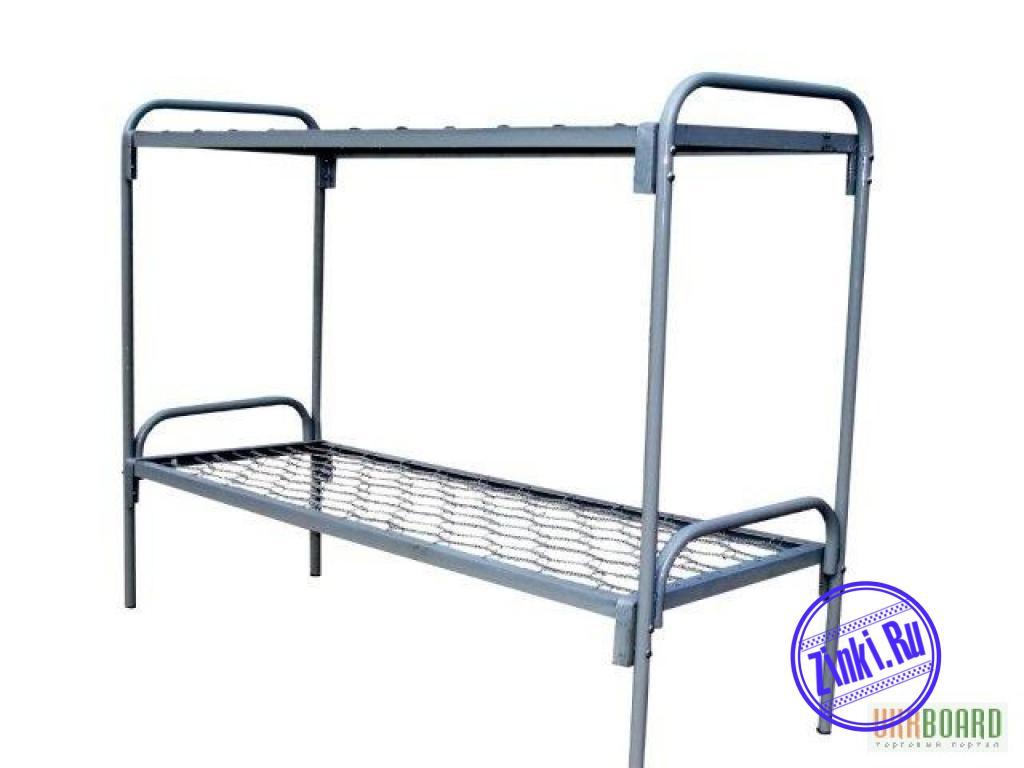 Трёхъярусные кровати металлические, кровати оптом