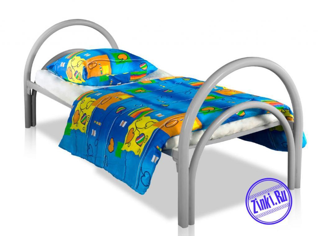 Односпальные кровати металлические в больницы. Иркутск. Фото - 2
