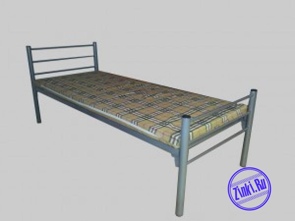 Кровати из металла для хостелов и гостиниц эконом. Большевик. Фото - 2