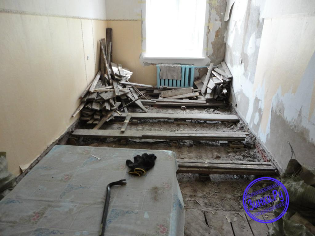 Демонтажные работы. Белгород