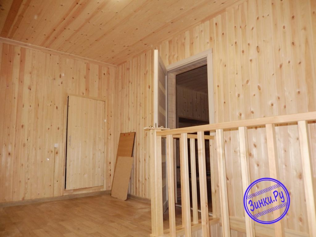 Выполню отделку в дачном домике, баньке. красноярс. Красноярск. Фото - 6