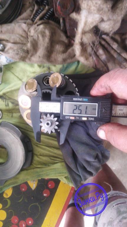 Kubota ar30 вал шестерня бортового редуктора. Казань