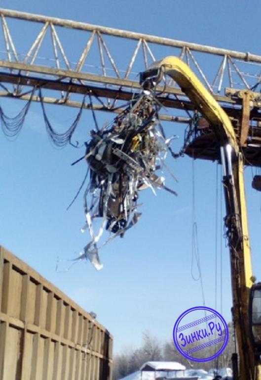Сдать лом чёрных металлов. Электросталь. Фото - 2