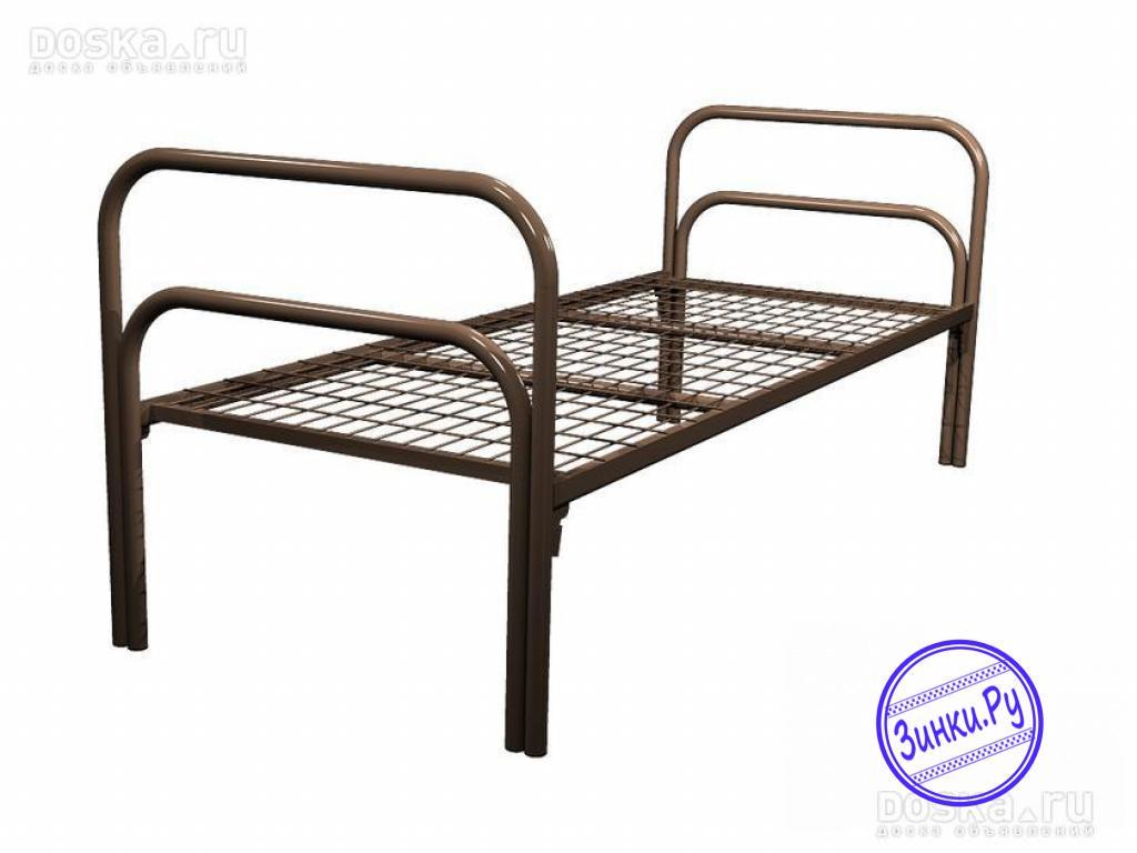Металлические кровати для больницы, для пансионата. Энгельс. Фото - 2
