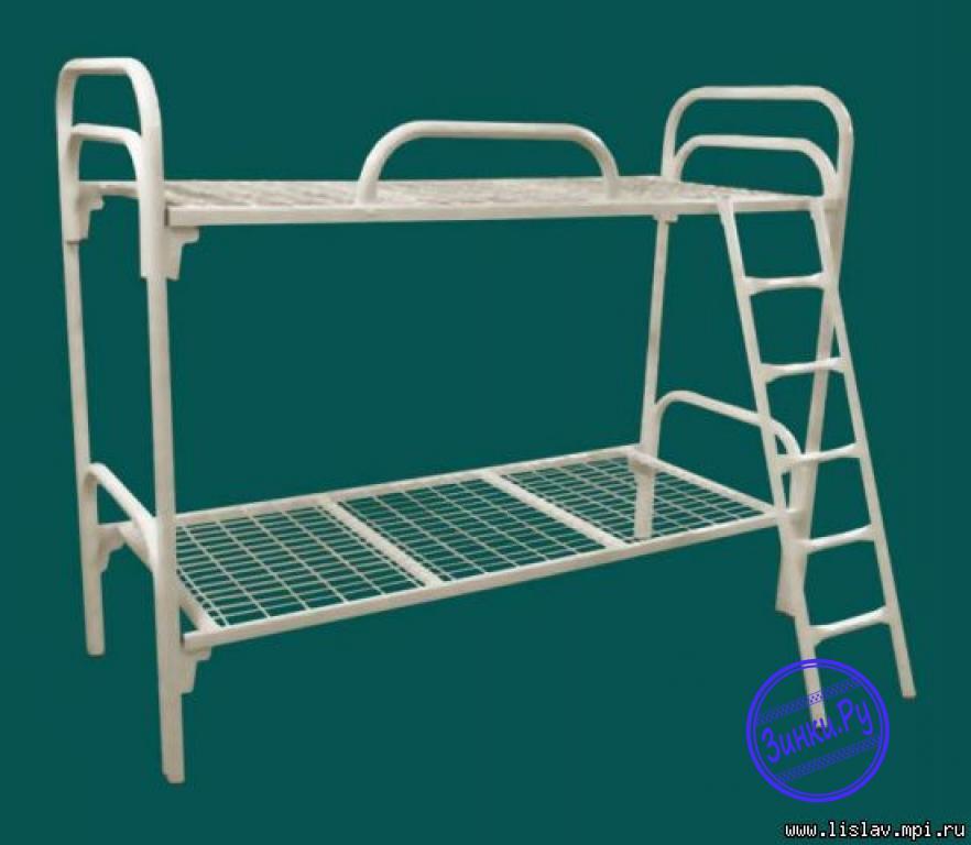Металлические кровати для казарм. Орск. Фото - 4