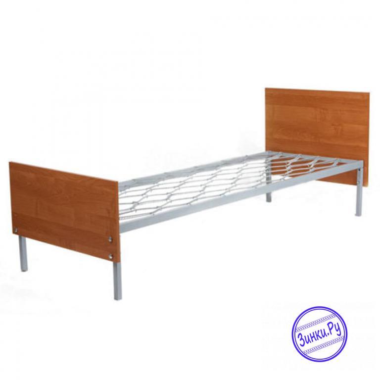 Кровати одноярусные металлические двухспальные. Шахты. Фото - 3