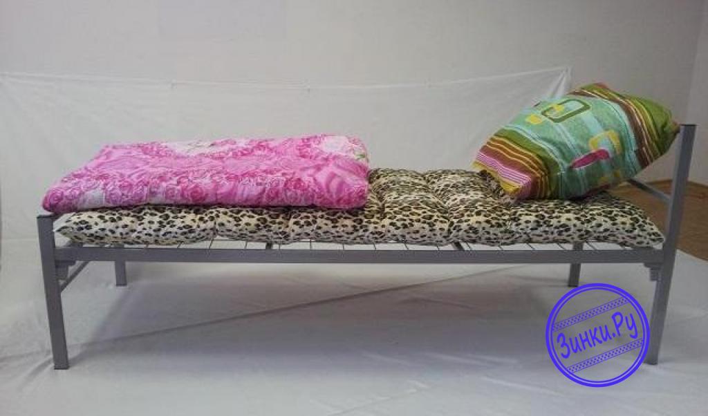 Кровати металлические одноярусные, очень дешево. Сыктывкар. Фото - 2