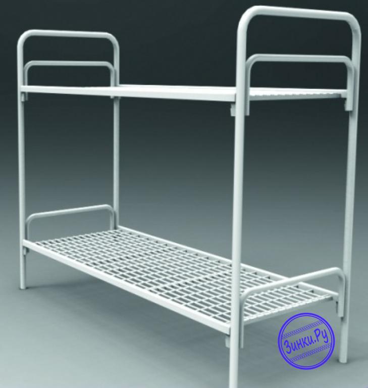 Металлические кровати для турбаз, кровати железные. Комсомольск-на-Амуре. Фото - 2