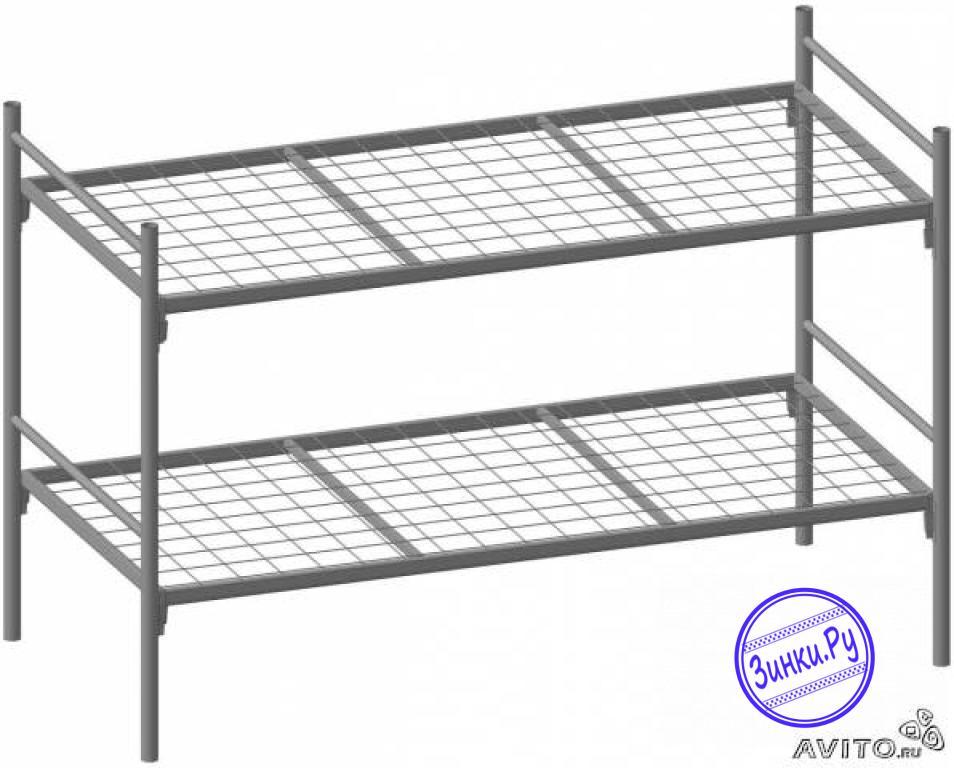 Кровати из металла собственного производства. Таганрог. Фото - 6
