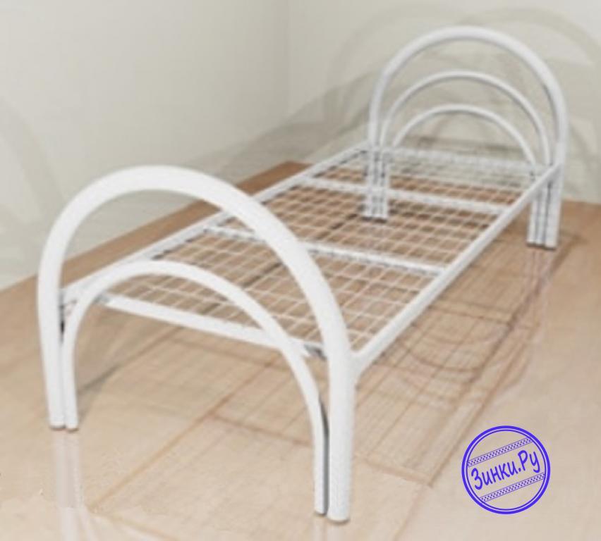Кровати металлические для гостиниц, бытовок. Химки