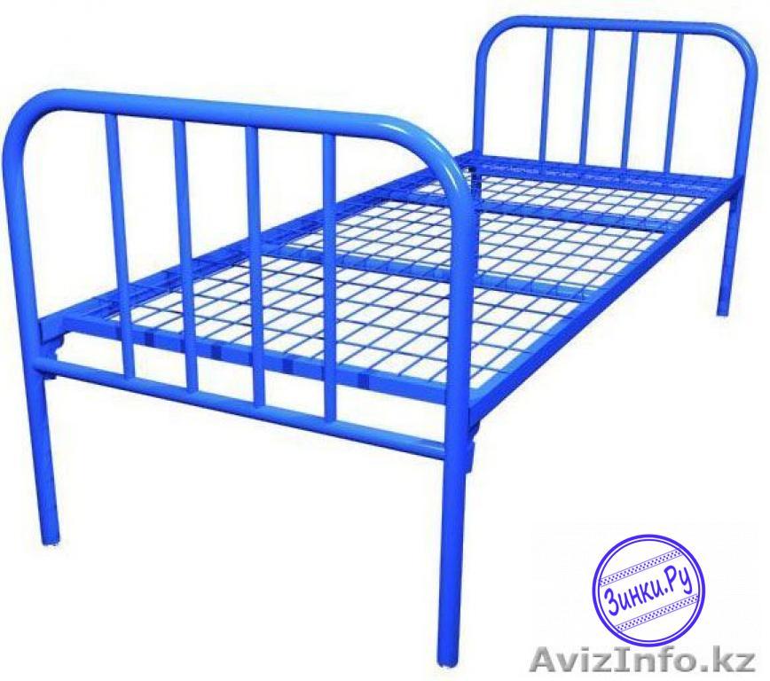 Кровати металлические для гостиниц, бытовок. Химки. Фото - 5