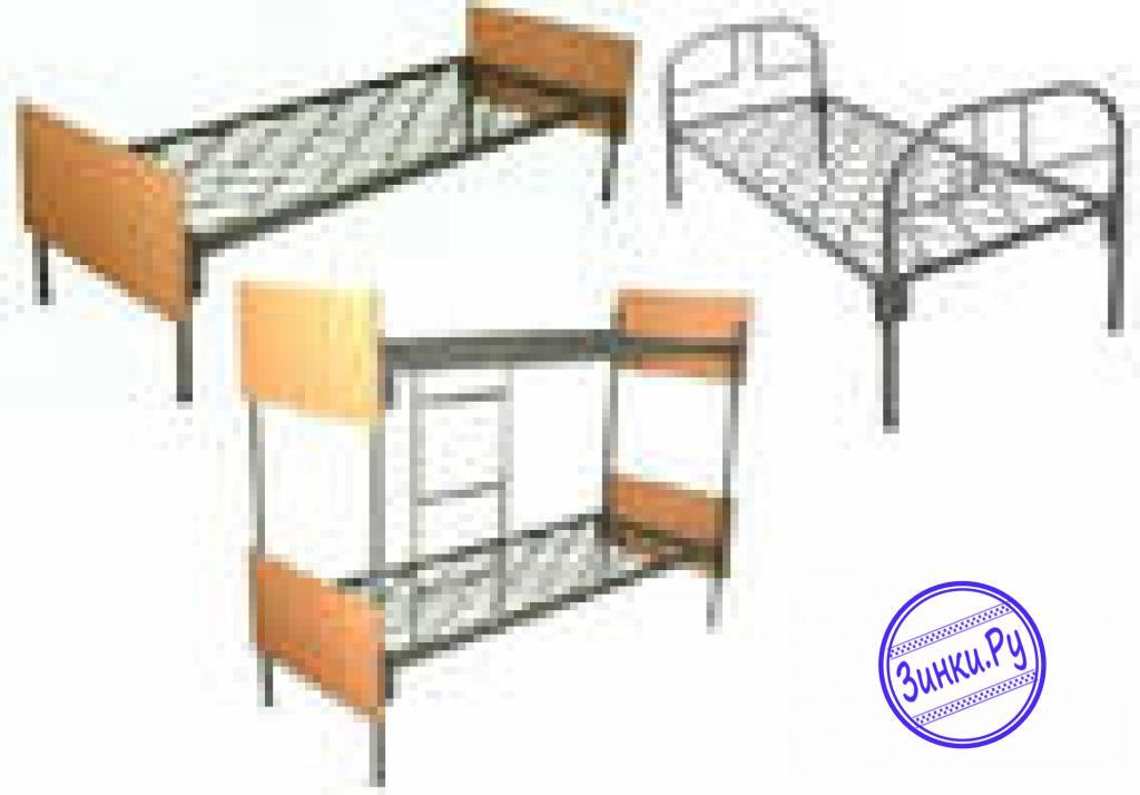 Металлические кровати по доступной цене. Кострома. Фото - 3