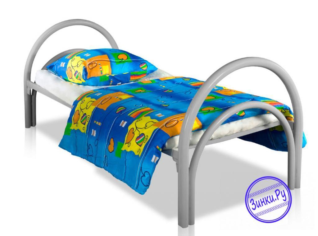 Кровати с металлической сеткой и спинками из дсп. Мурманск. Фото - 2