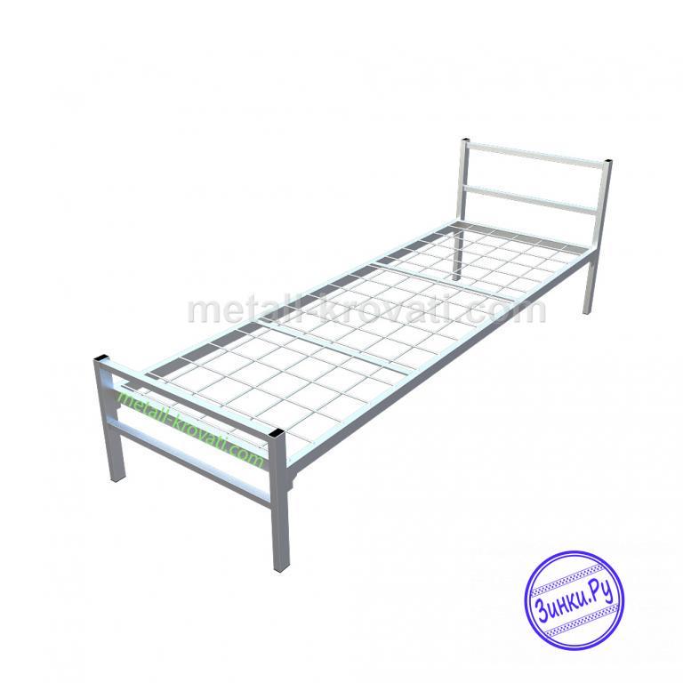 Кровати с металлической сеткой и спинками из дсп. Мурманск. Фото - 4