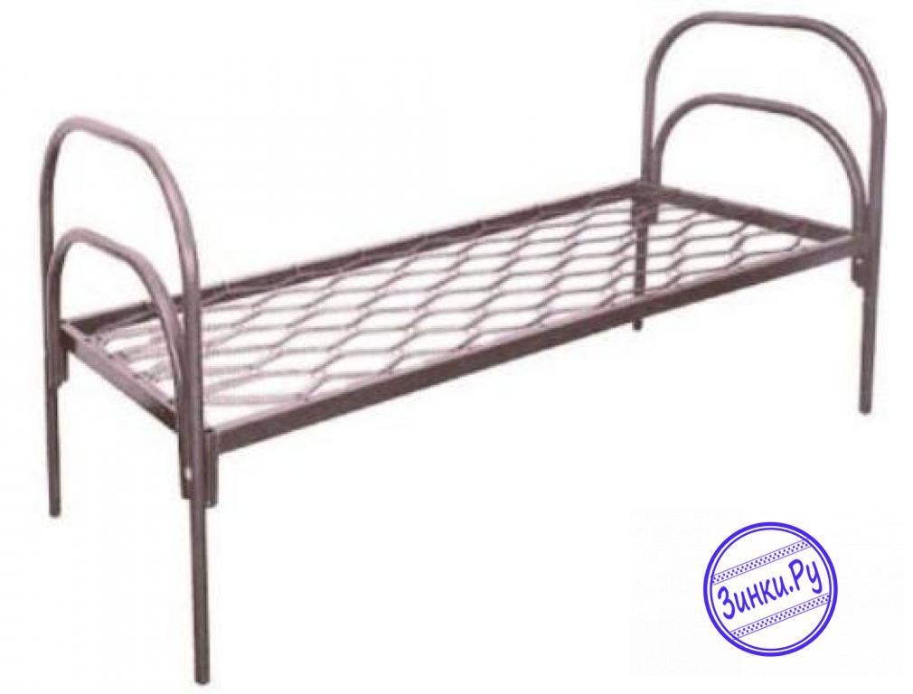 Практичные металлические кровати для номеров. Вологда. Фото - 2