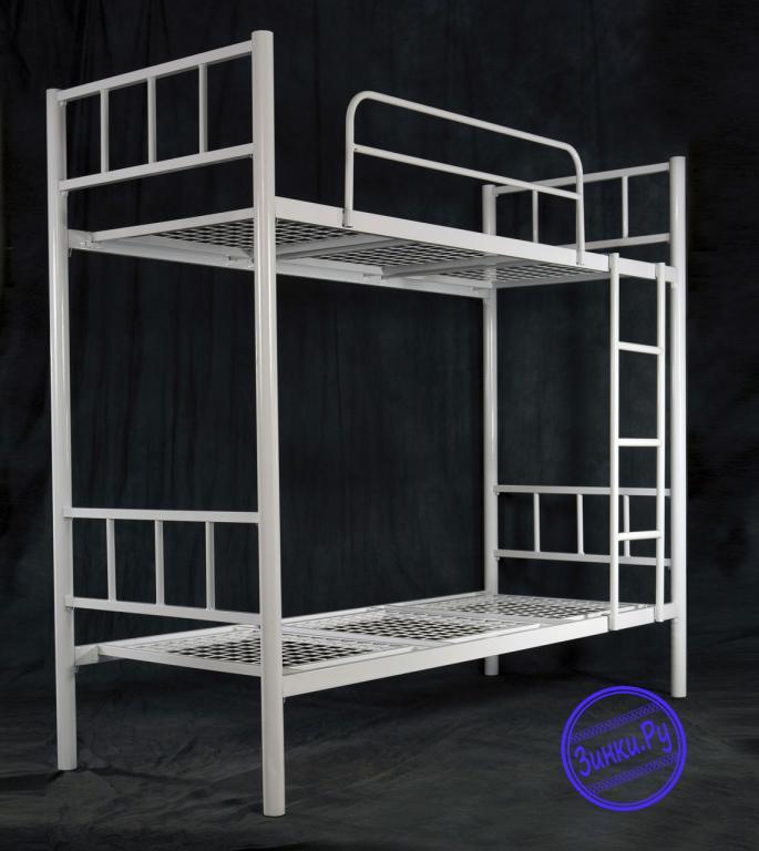 Кровати металлические эконом класса. Смоленск. Фото - 2