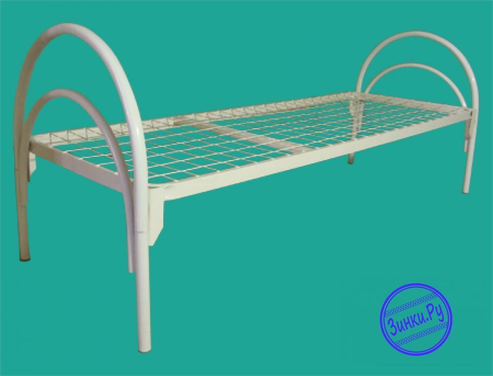 Кровати металлические эконом класса. Смоленск. Фото - 3