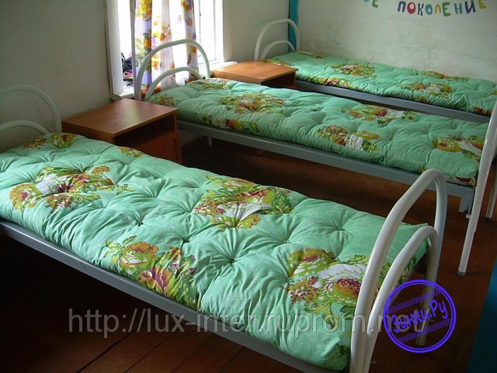Кровати металлические по низким ценам. Чита. Фото - 8