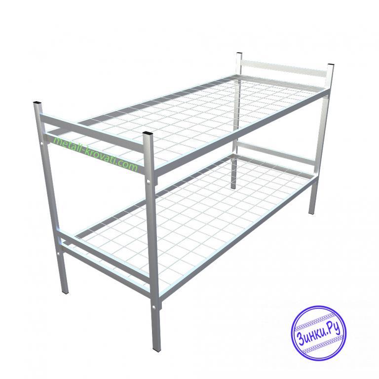 Металлические кровати двухъярусные. Омск. Фото - 2
