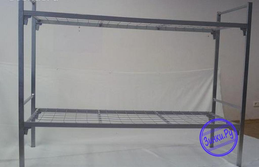 Большой ассортимент металлических кроватей оптом. Самара