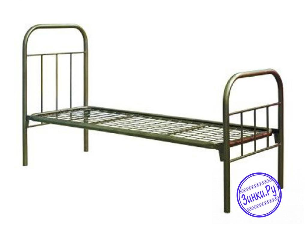 Большой ассортимент металлических кроватей оптом. Самара. Фото - 4