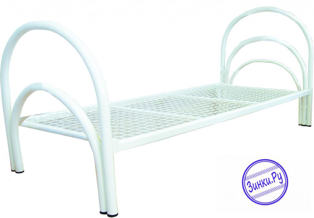 Современные металлические кровати от производителя. Волгоград