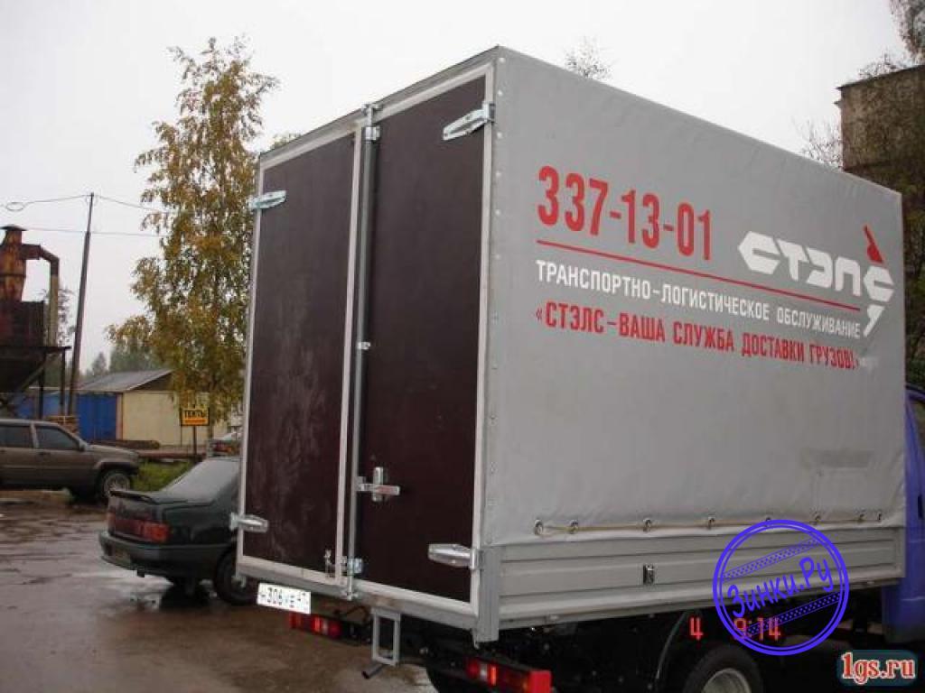 Изготовление тентов, ремонт тентов, каркасов ворот. Санкт-Петербург. Фото - 5