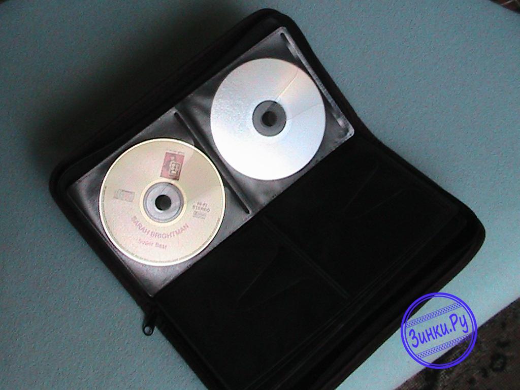 Элегантная автомобильная барсетка для dvd и cd. Краснодар. Фото - 2