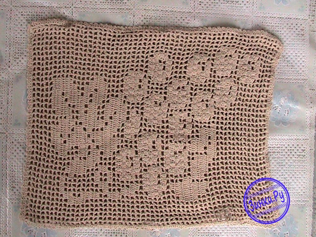 Наволочки лечебные для подушек,связанные из ниток. Казань. Фото - 3