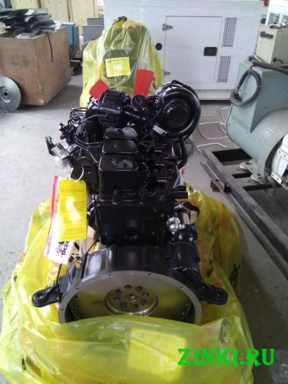 Двигатель cummins 6bta5.9-c170 евро-2 для спецтехн. Благовещенск. Фото - 2
