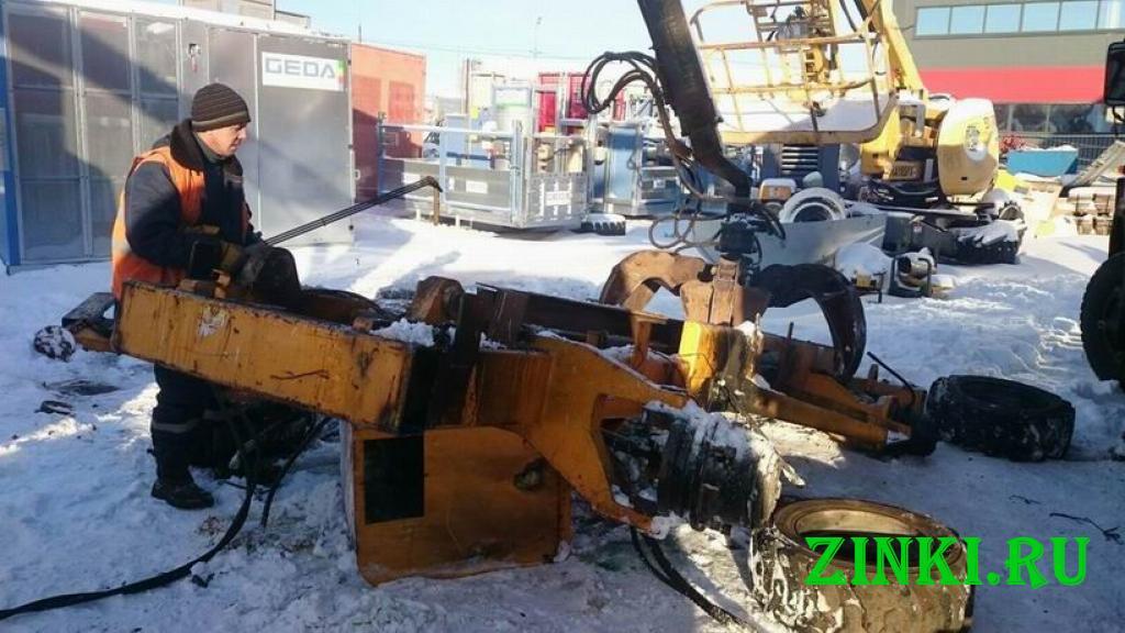 Приём металлолома, вывоз металлолома, демонтаж лом. Москва. Фото - 2