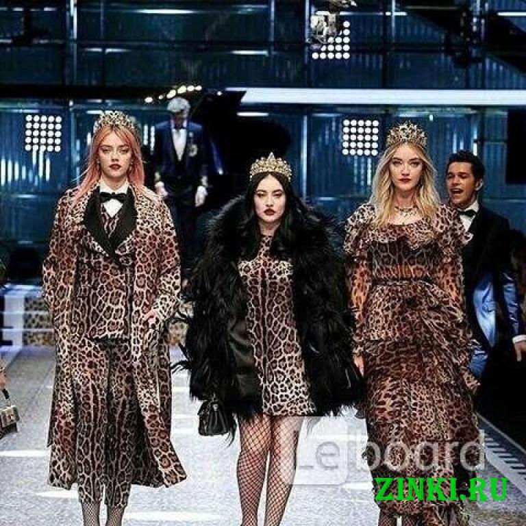 Плащ новый dolce gabbana италия 46 м размер леопар. Москва. Фото - 3
