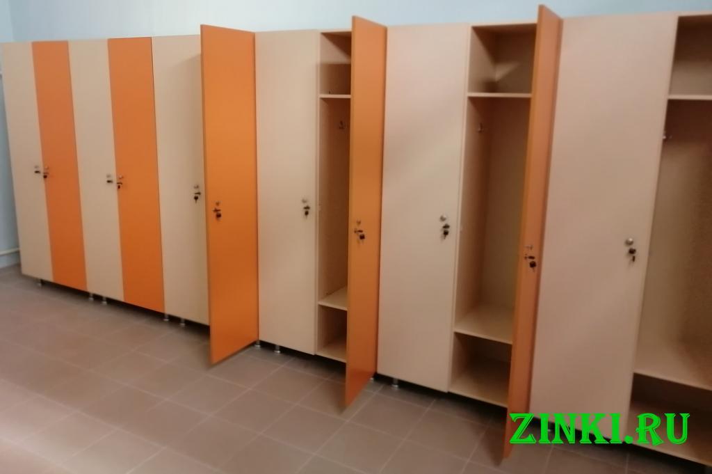 Шкафы для раздевалок, спортзалов, рабочих, фитнес. Краснодар