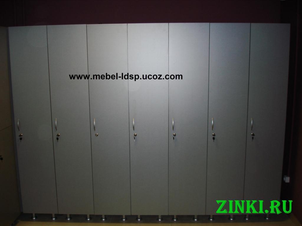 Шкафы для раздевалок, спортзалов, рабочих, фитнес. Краснодар. Фото - 2