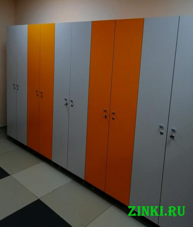 Шкафы для раздевалок, спортзалов, рабочих, фитнес. Краснодар. Фото - 10