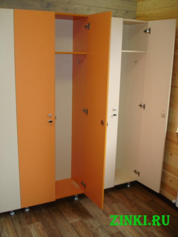 Шкафы для раздевалок, спортзалов, рабочих, фитнес. Краснодар. Фото - 7