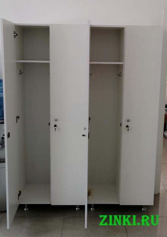 Шкафы для раздевалок, спортзалов, рабочих, фитнес. Краснодар. Фото - 9